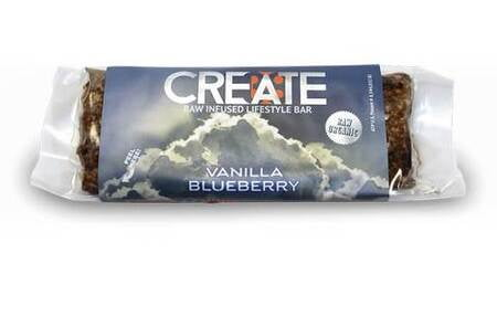 VANILLA BLUEBERRY BAR